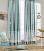 China supplier fancy beautiful livingroom curtains