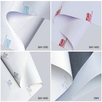CE certification glossy matte digital inkjet printing inkjet media printing eco solvent vinyl