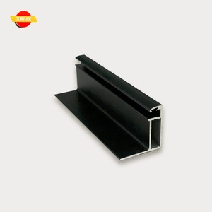 Customized 6063 T5 Extrusion Aluminum Solar Frame  For Solar Panel Frame