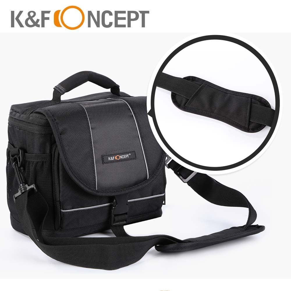 New 2015 Vintage Canvas Waterproof Camera Shoulder bag DSLR Camera Bag For Nikon D90 D3300 D3200 D3100 D3000 D5300 D5200 D5100