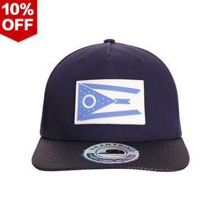 7583e00193606 Custom Leather Patch Logo Snapback Hats Wholesale