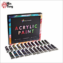 Non-toxic Artist Quality 24ct 12ml Acrylic Paint Set