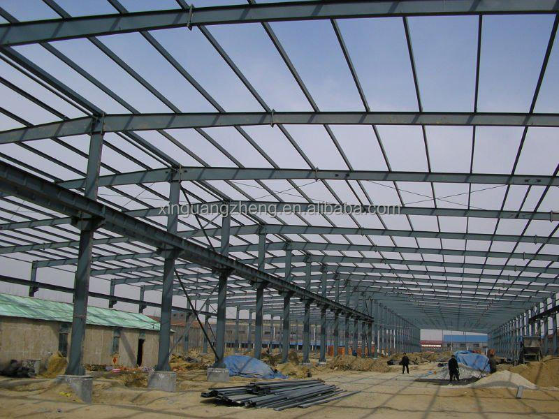 shandong prefab Sandwich Panel Steel Workshop warehouse