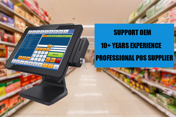 Taixun High Quality OEM Supermarket Electronic Cash Register