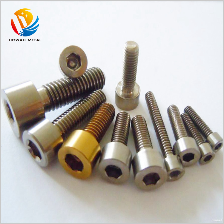 Best price Titanium Dome Head Bolt