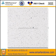 White Quartz with Sparkle for Tile / Slab / Countertop with Antacid, no radiation