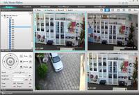 Plug&play Via Mobile App,Pc Software,Free Cms,H.264 Cctv Dvr ...