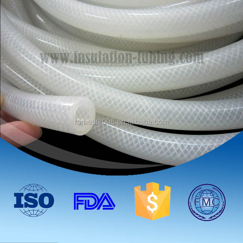 Silicone <strong>Hose</strong> 9Mm Silicone Braided <strong>Hose</strong> Braided Silicone Tube