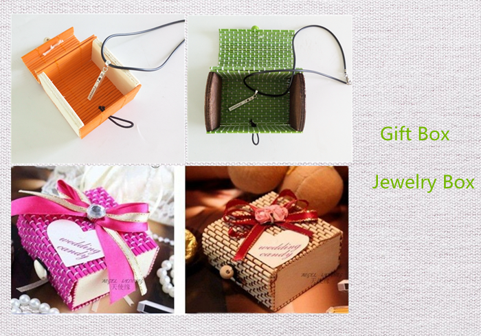 attractive custom made jewelry gift boxes for sale