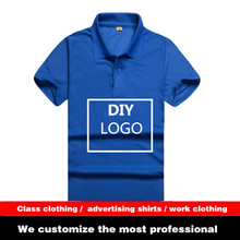 43241bb4b6 Estilo DIY logo Polo de Los Hombres Camisas de Verano Para Hombres Polos de  Los Hombres