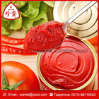 Good tast tinned packaging tomato paste 100% tomato ketchup