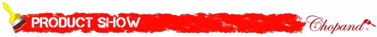 Blanc Chine Soies Puce Pinceau 100% Pur Soies Naturelles 2 pouces Peinture Brosse Avec Manche En Bois