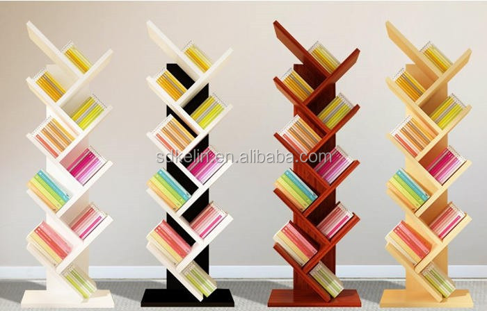 detail modern bookcase buy tree fiberglass bookshelf product shaped