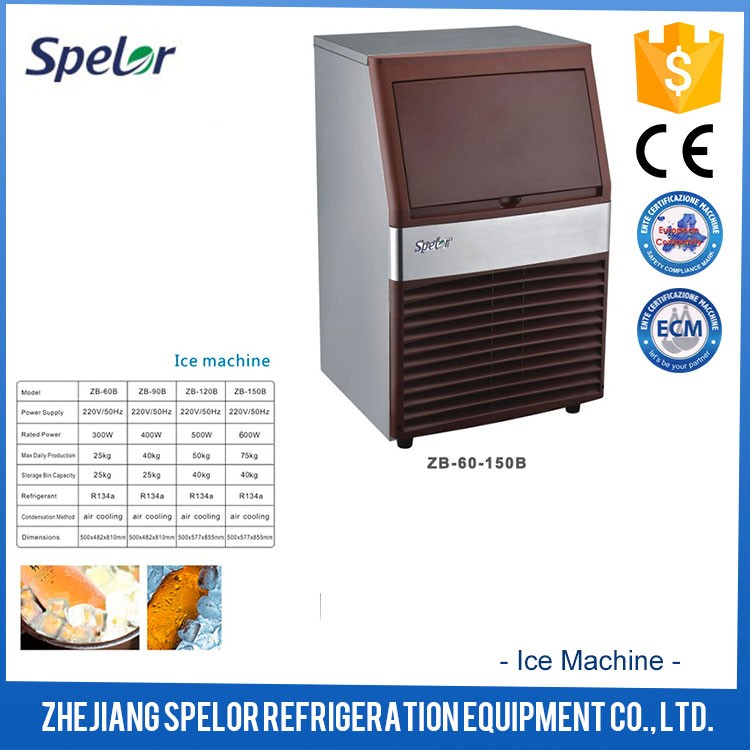 Professional Manufacturer Supplier Water efficient ice machines for the home