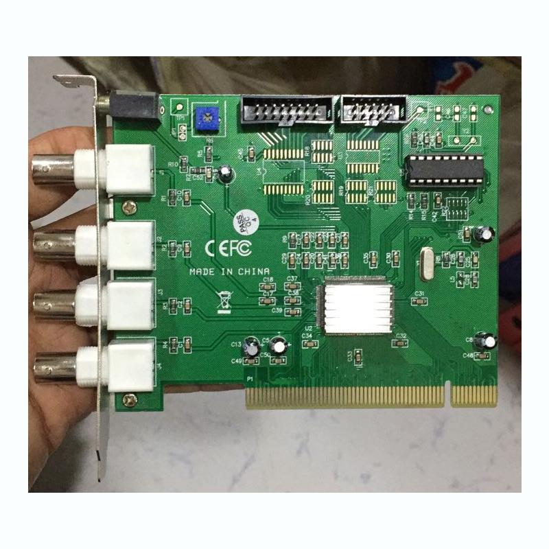 4 Channel BNC Input Dvr Card PICO2000 Video Capture Card