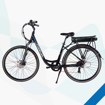 China high quality urban electric bike with pedals and LED display at a cheap price