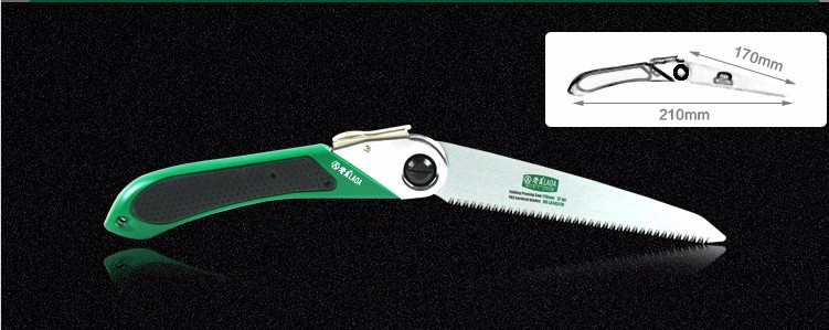New type garden folding hand saw