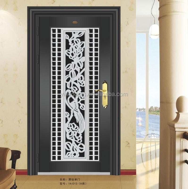 Luxury Design Exterior Stainless Steel Security Front Door