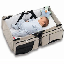 2018 foldable baby cot bed