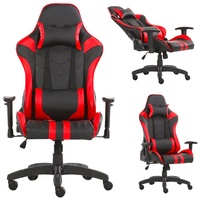 Best Ergonomic Office Desk Gaming Computer Chair with Armrest