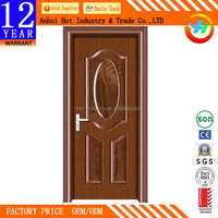 Home Designs Security Door Grills Designs/American Steel Door/Steel Door Skin For Sale