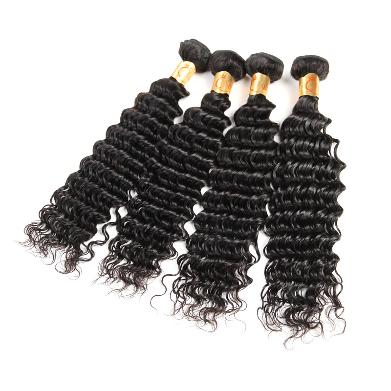 Malaysian hair wholesale distributors deep curly unprocessed hair free sample