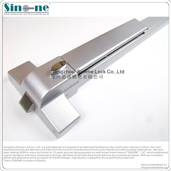 Fire Proof Stainless Steel Fire Door Panic Exit Push Bar