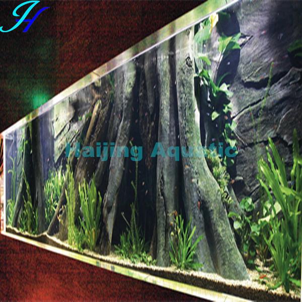 Haijing Acrylic Floating Plastic Aquarium Plants
