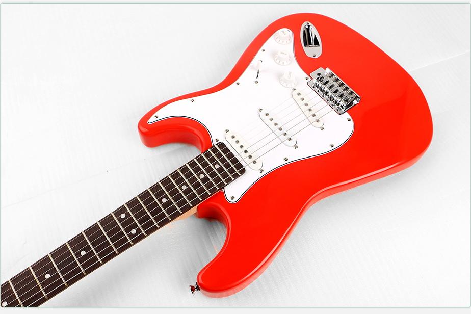 OEM ODM chinas L-G1 सस्ते guitare electrique
