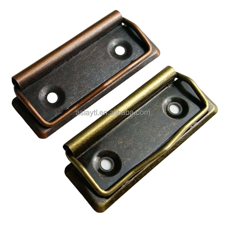 70mm china supplier 골동품 brass bronze metal 선 clip
