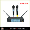 LM-8034A Professional Universal Wireless UHF Microphone