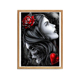Hot Selling Dark girl Crush 5d diamond painting Living room bedroom Resin Multiple pattern sizes decorative hanging pictures
