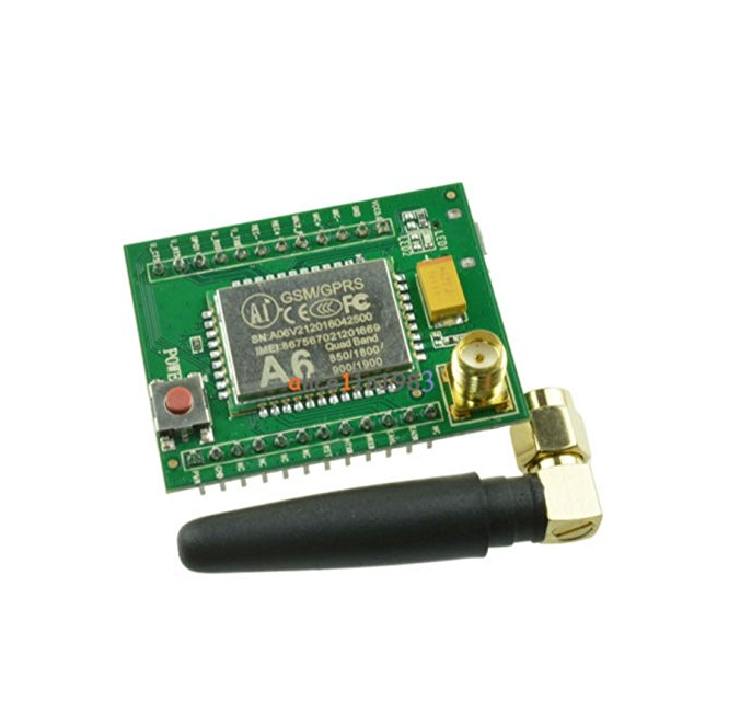Smart Electronics Gprs Module Gsm Module A6 Sms/voice Development Board  Replace Sim800l - Buy Ga6 Mini Gprs Gsm Module A6 Sms/voice Development  Board
