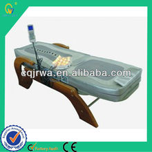 2014 Made In China Auto Jade Thermal Folding Infrared Digital Electric Massage Bed for Phisiotherapy
