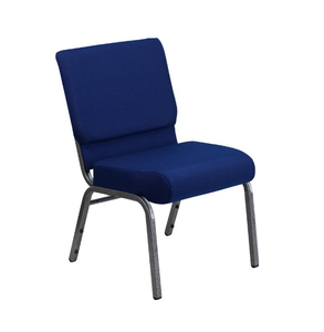 Useding rental upholstered interlocking cheap church chair wholesale