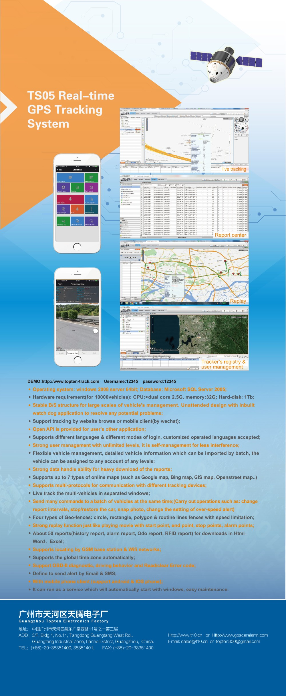 Original Web Based Gps Tracking Software With Open Source Code And Android  / Ios / Iphone App - Buy Gps Software,Gps Tracking Software,Car Gps Tracker