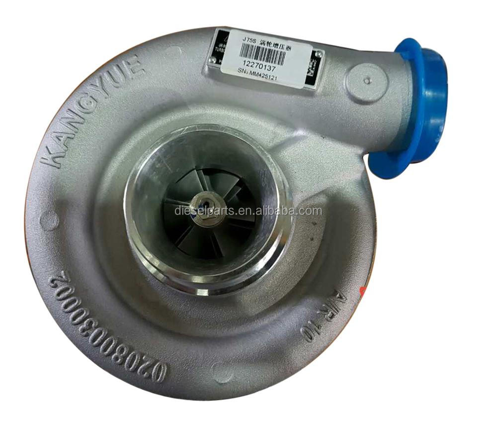 BJAP High Quality Turbocharger 12270137 1227 0137