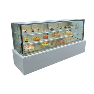 cake display fridge/bread display cabinet/Cake Showcase