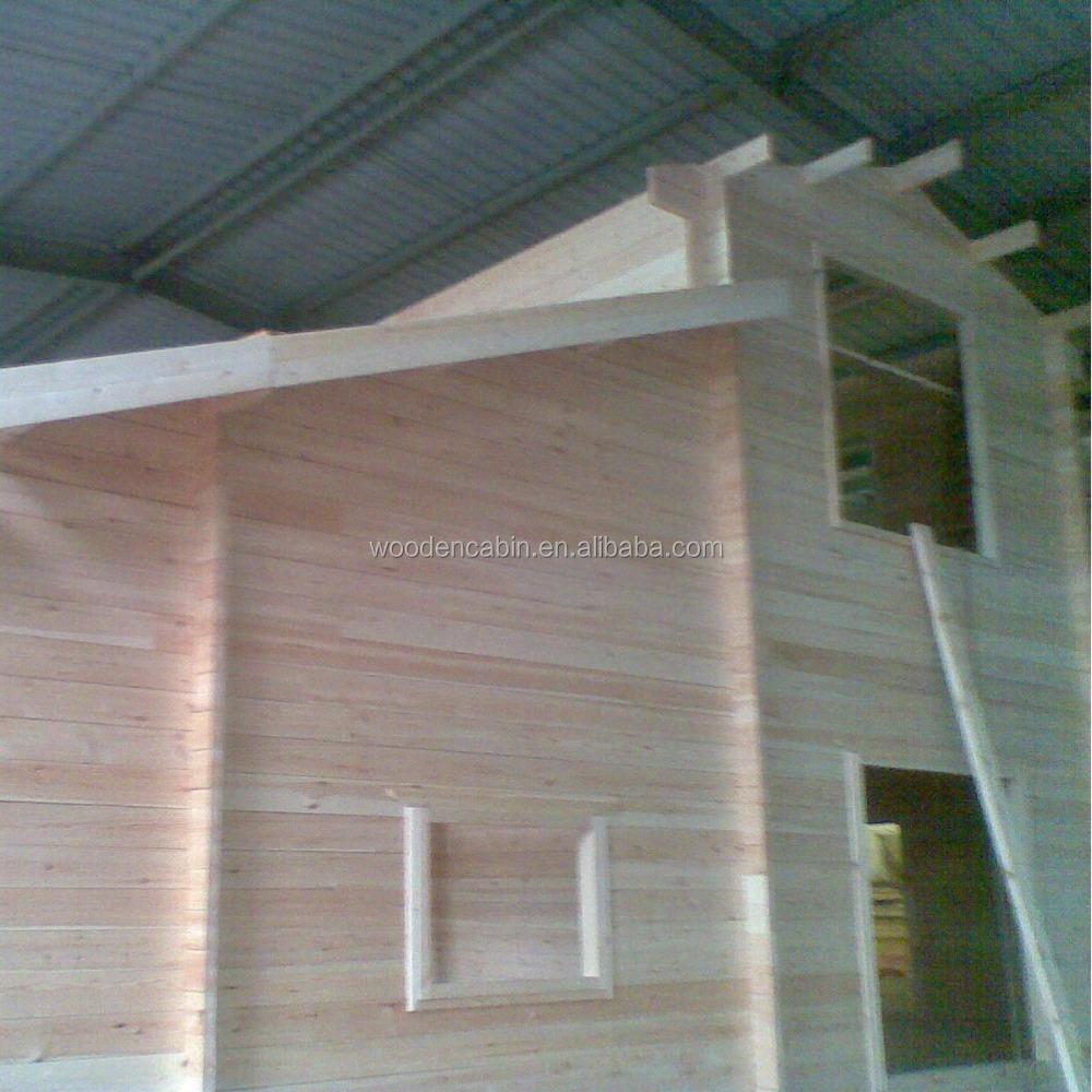Groothandel kleine houten huis ontwerp/houten container huis uit ...