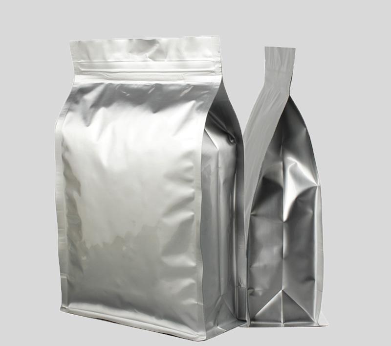 ラミネートジッパースタンドアップジップロックバッグプラスチック食品ジップロック包装アルミ箔袋食品