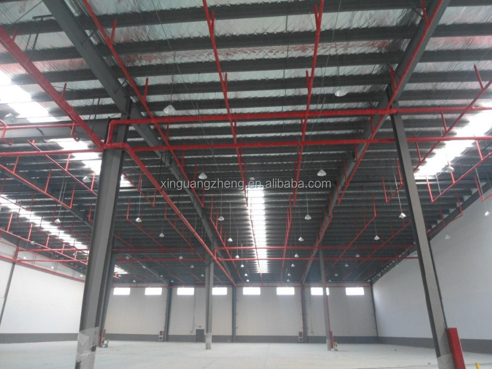 CE Certification Preabricated steel logistic warehouse