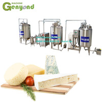 Well Designed cheese processing plant