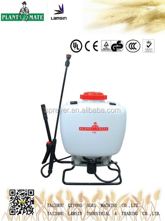 15L Knapsack battery power knapsack sprayer (3WBS-15H)