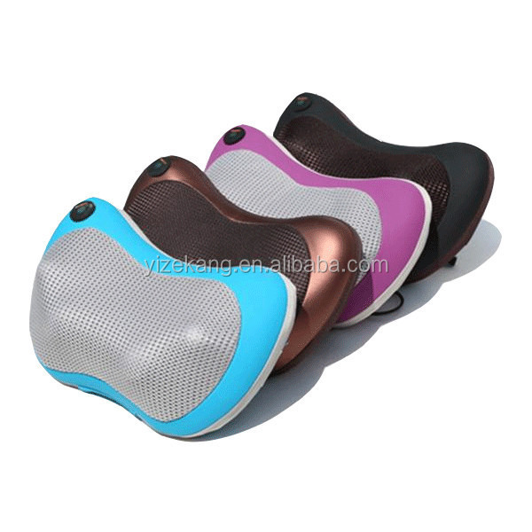 Neck And Back Electric Massage,Infrared Massage Pillow,Electric ...