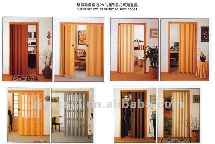 Pl stico acorde n puerta plegable puertas identificaci n for Puerta de acordeon castorama
