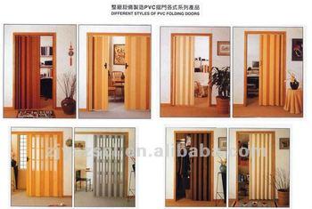 Pl stico acorde n puerta plegable buy pvc puerta de - Puertas de acordeon ikea ...