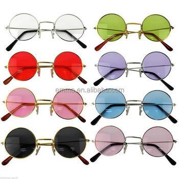 John Lennon lunettes De Soleil Style Ozzy Osbourne Hippie des années 80 70  Fantaisie Robe Lunettes 0e17ce03f621