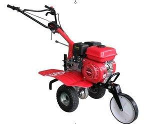 HOT!!!6.5HP gear driven gasoline rotary tiller with modern agricultural equipments