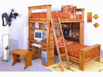 Mexicano muebles de madera r stica buy camas product on - Ver muebles rusticos ...