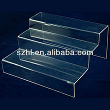 Acrylic Step Shelf Display, Acrylic Step Shelf Display Suppliers And  Manufacturers At Alibaba.com